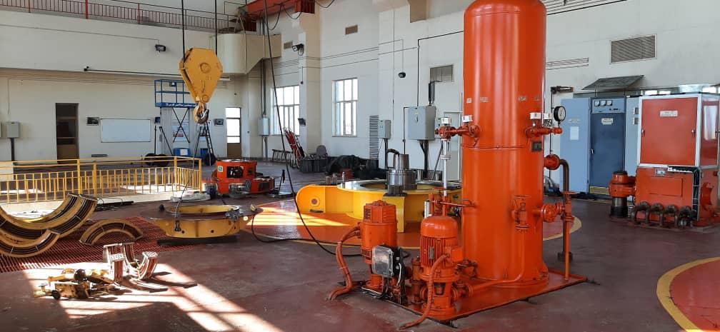 با انجام نگهداری پیشگیرانه و تعمیرات برنامه ریزی شده، نیروگاه برق آبی مغان آماده تولید حداکثری برق در استان اردبیل برای سال آتی می شود