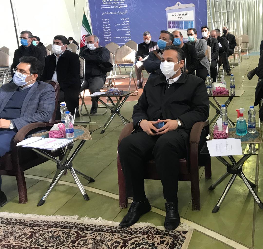 طرح آبرسانی به 11 روستای استان اردبیل به بهره برداری رسید