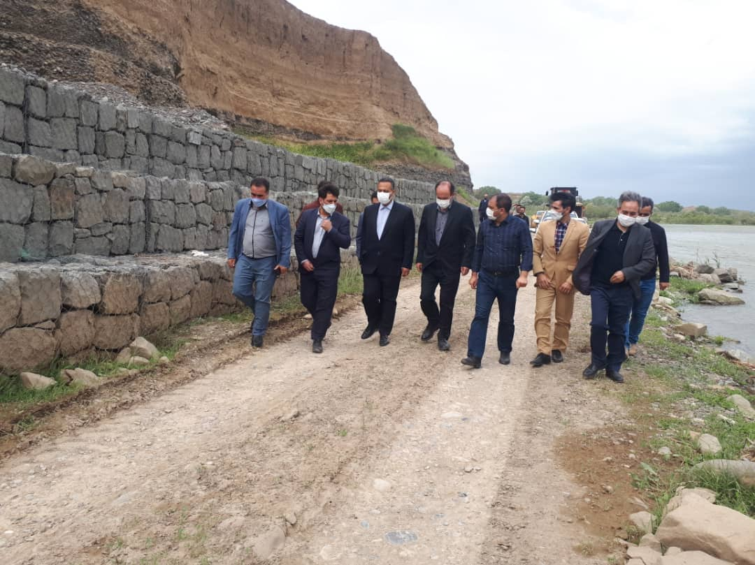 تسریع عملیات اجرایی ساماندهی ارس در استان اردبیل