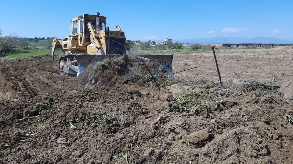آغاز عملیات اجرایی آزاد سازی 15 کیلومتر از رودخانه دره رود در محدوده شهرستان اصلاندوز