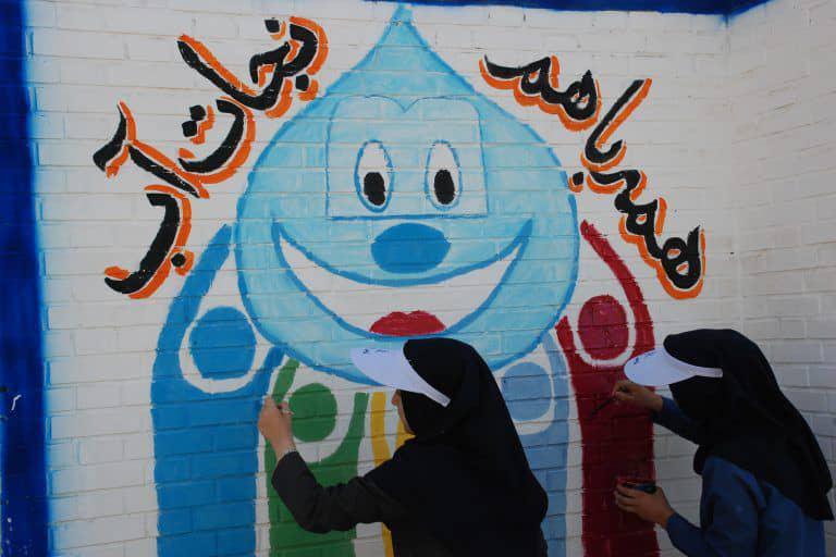 سنجش سطح سواد آبی دانش آموزان در قالب پیش آزمون طرح داناب در استان اردبیل برگزار شد