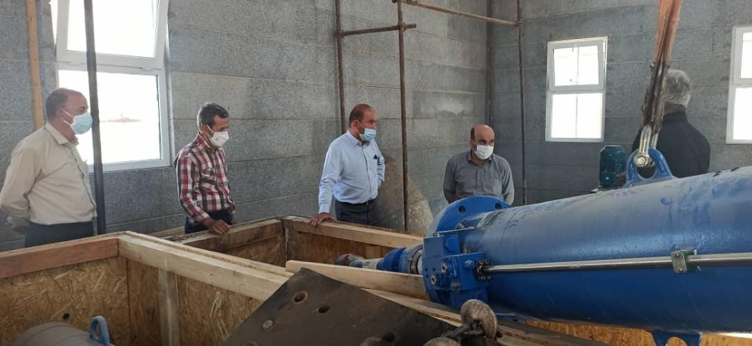 پیشرفت فیزیکی سد مخزنی عمارت در استان اردبیل  به ۹۵ درصد رسید و تکمیل این سد در حال انجام است