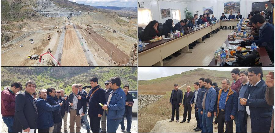 مدیرعامل شرکت آب منطقه ای اردبیل: سدهای عمارت و تازه کند گرمی امسال به بهرهبرداری میرسند